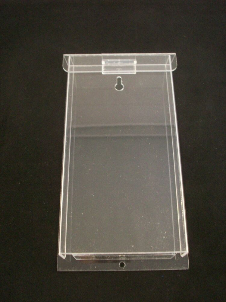 3 Pack Outdoor Brochure Holder Tri Fold Flyer Box Clear Acrylic Azm Display Ebay