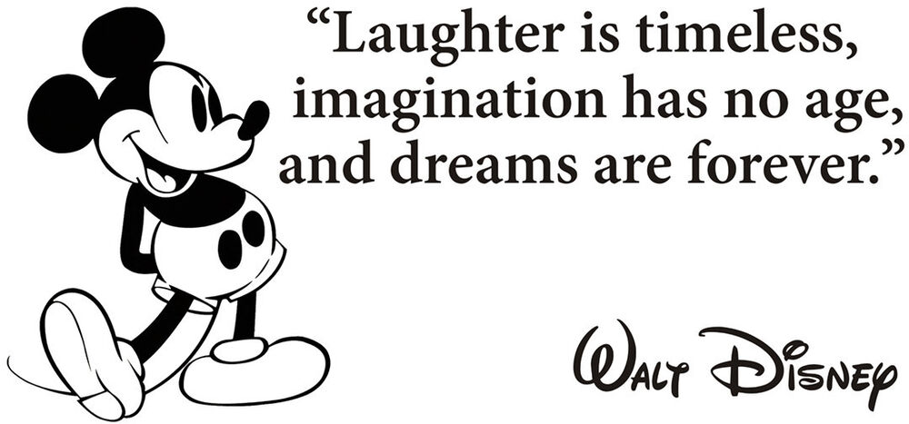 Quotes From Mickey Mouse