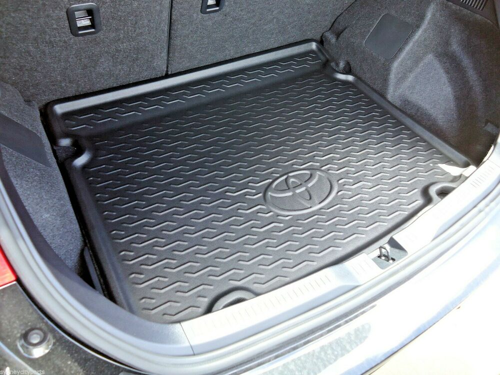 Toyota Corolla Cargo Mat Boot Liner Zre182 Hatch Aug 2012