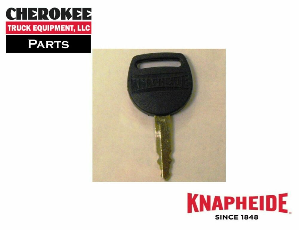 Utility Body Replacement Parts : Knapheide  key code replacement for