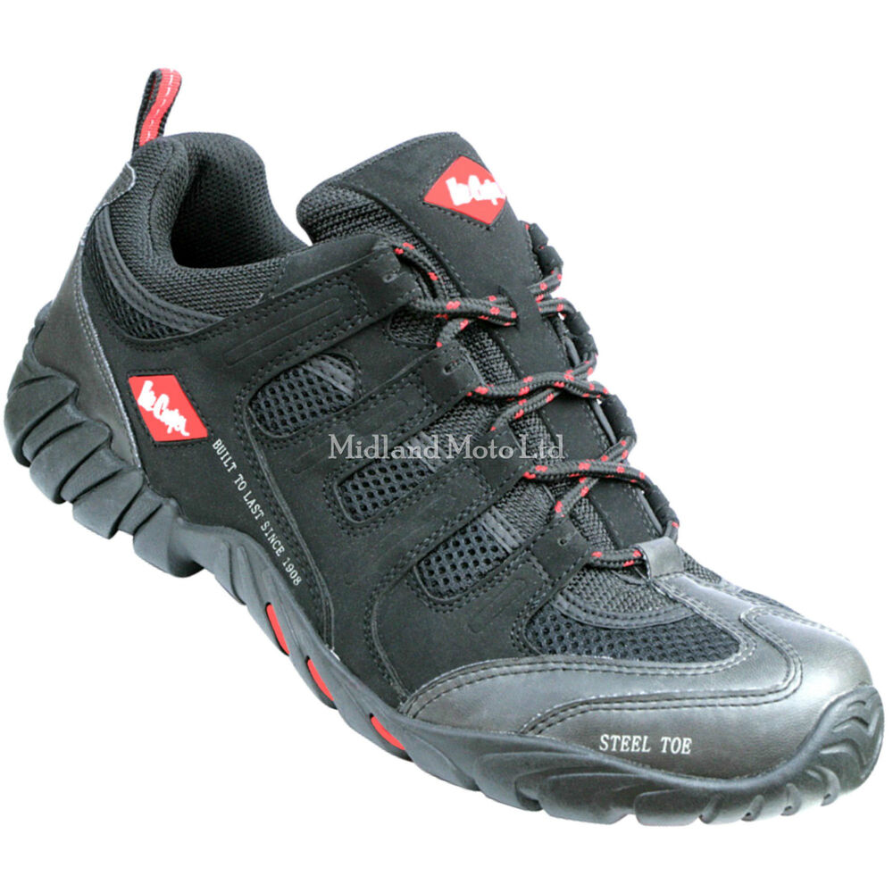 Lee Cooper Steel Toe Cap Safety Trainer. The Best Looking ...
