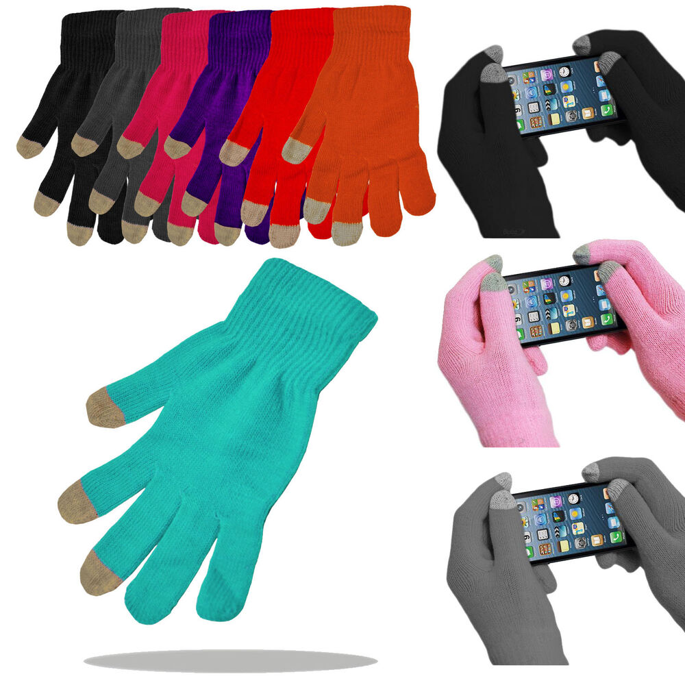 Winter Touch Screen Gloves iPhone iPad Samsung HTC