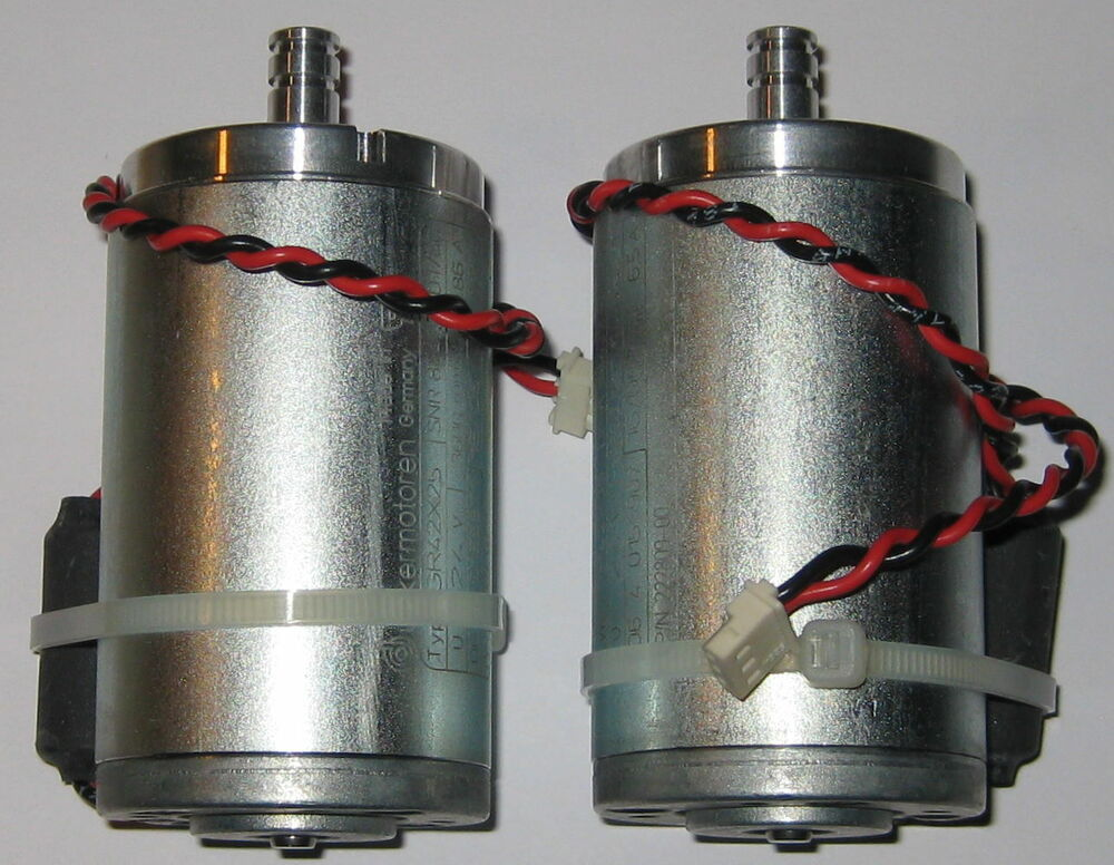 2 x dunkermotoren permanent magnet 24 v dc motor gr42x25 for 2 rpm electric motor