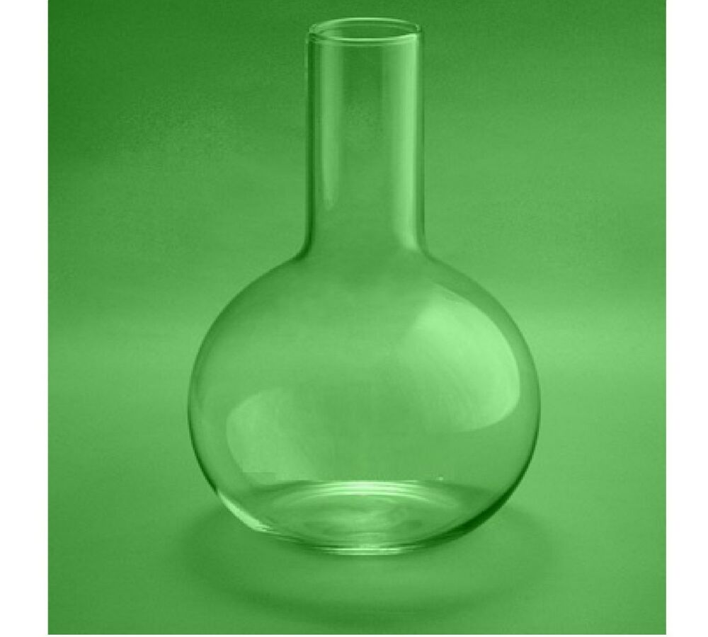 Glass lab flask 250 ml flat bottom glassware chemistry | eBay