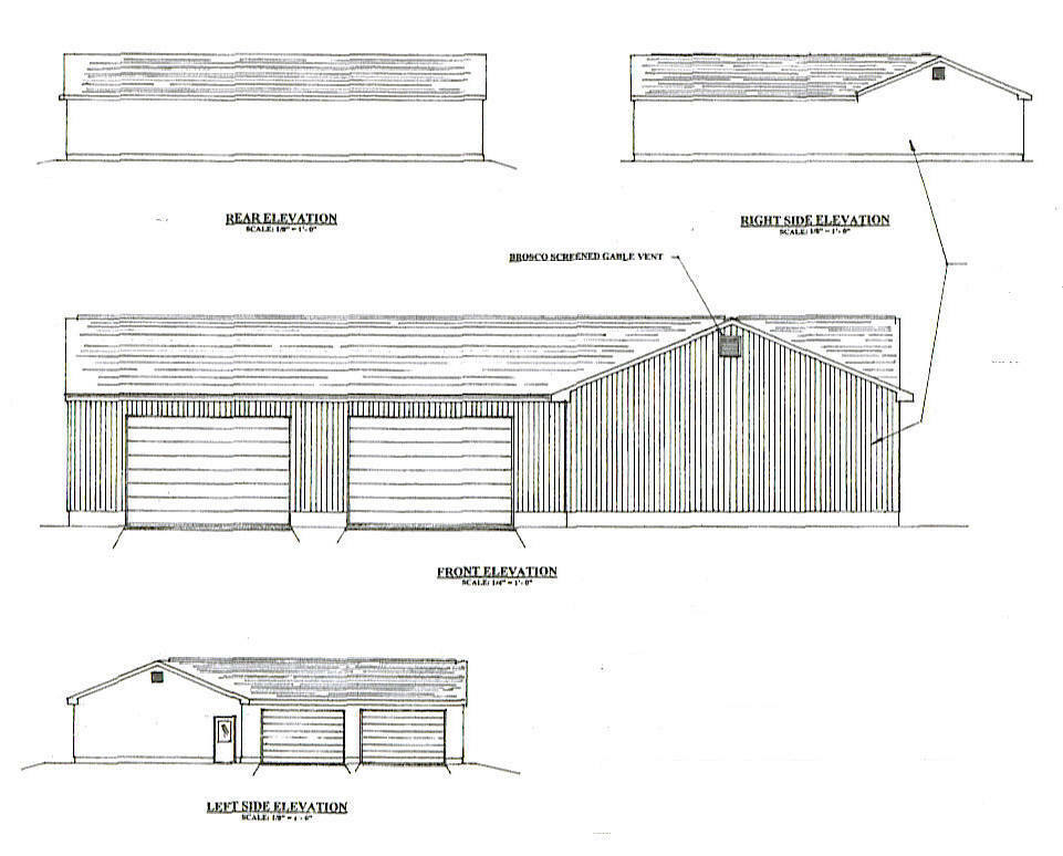 60 39 x 56 39 six plus stall 39 l 39 shape garage building plans for L shaped garage plans