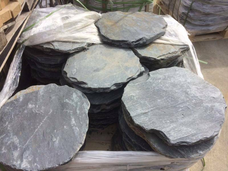Stepping stone pavers garden pavers stone pavers perth ebay for Large garden stones for sale