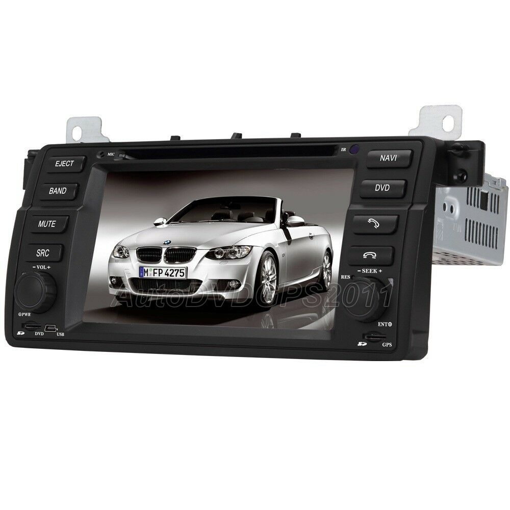 oem car radio gps navigation for bmw 3 series e46 316i. Black Bedroom Furniture Sets. Home Design Ideas