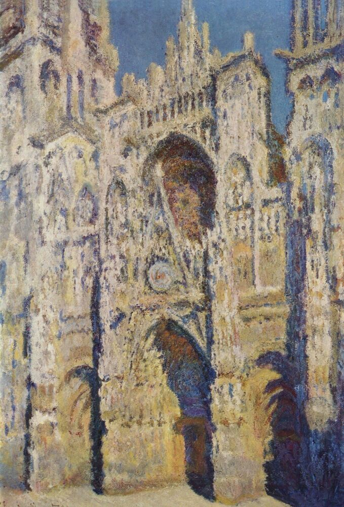 Wedding Showroom Rouen Cathedral Monet