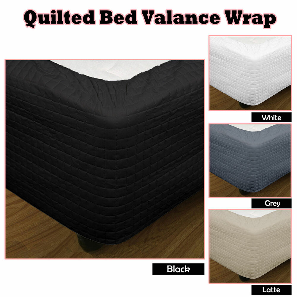 Valance Bed Sheets Opt for a lavish finish to your bedroom with our valance sheets which will enhance the image of your bedroom and create a beautiful draped finish over the platform of your bed. Home >.