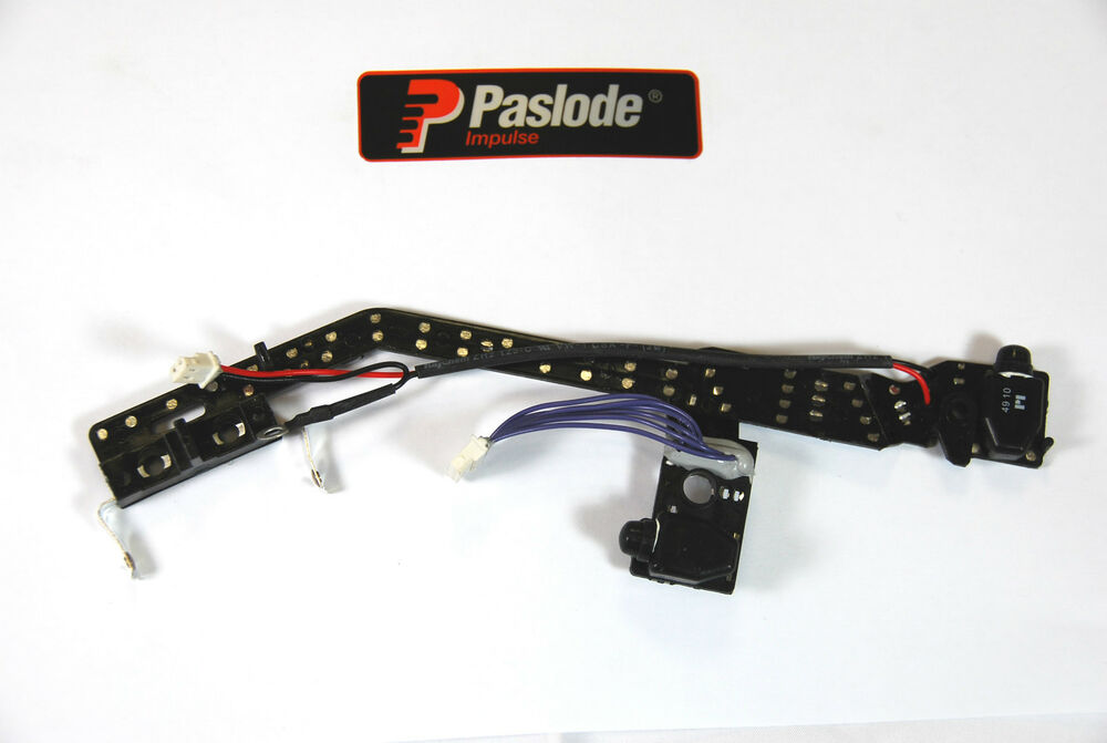 Paslode Spare Parts Moulded Circuit Assembly Board For