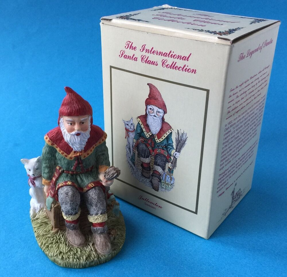 International santa claus collection sweden father for International collection