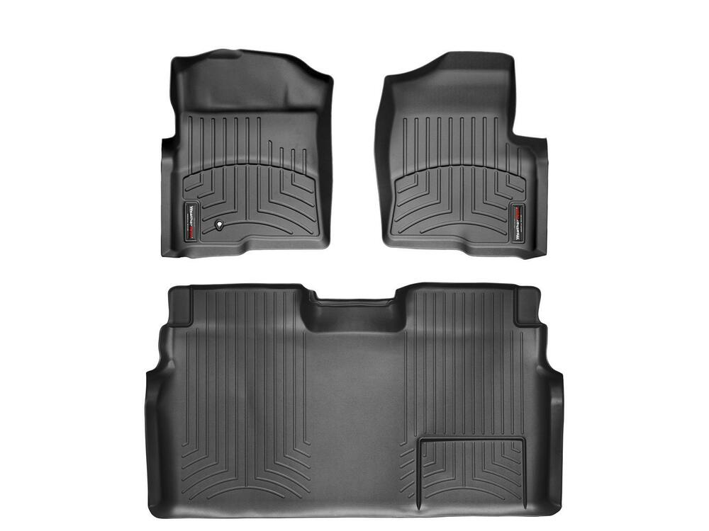 weathertech digitalfit floorliner for ford f