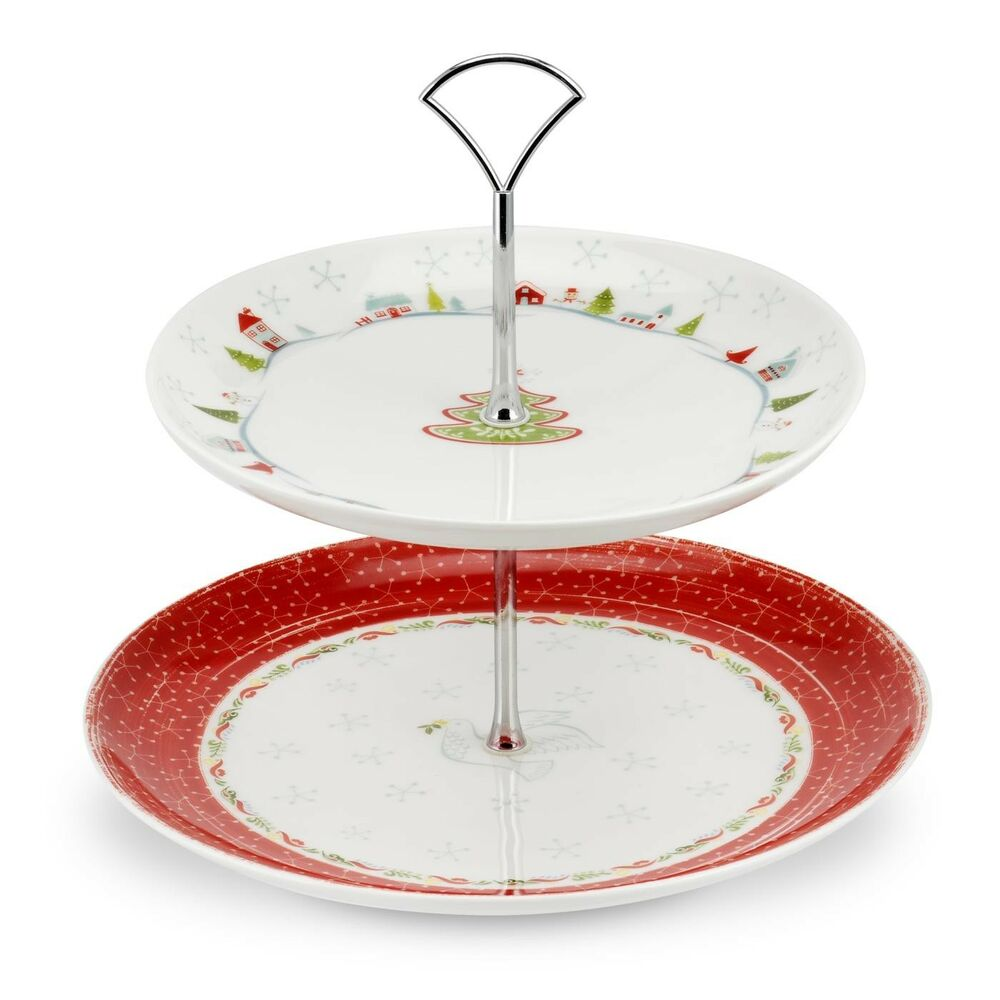 Pottery Cake Stand