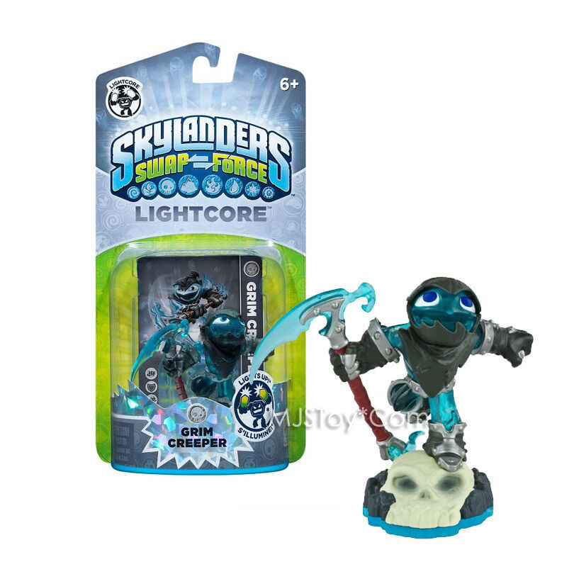 Skylanders swap force fiery forge