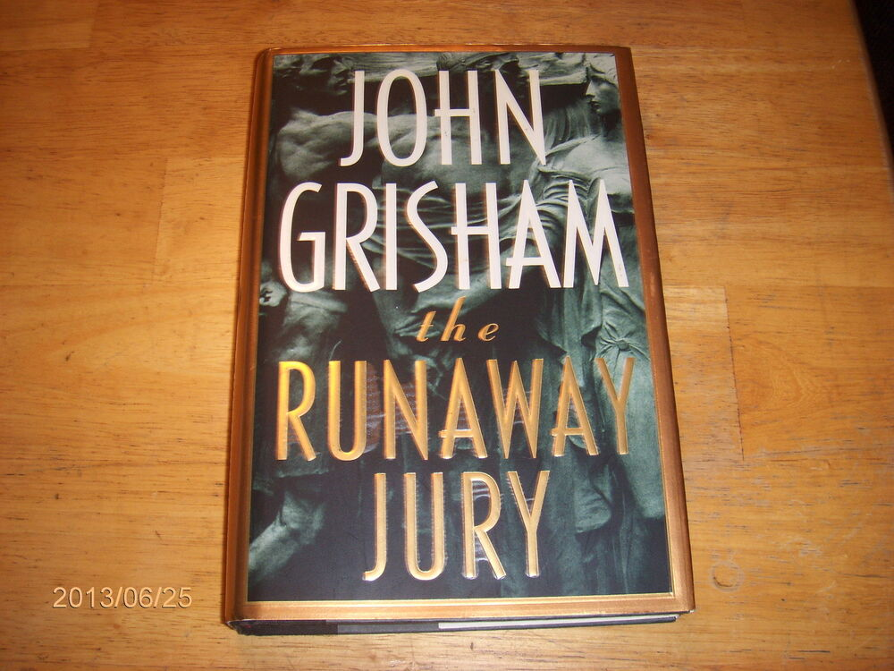 an analysis of the novel the runaway jury by john grisham About john grisham:  this novel, though, is very different from the others,  of which is one of my favorite books along with runaway jury.