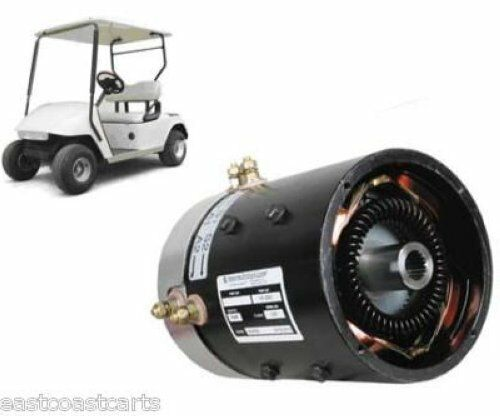 Ezgo 1988 Up Series High Torque Amd 36 Volt 48 Volt Dc
