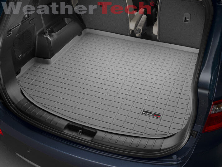 Weathertech Cargo Liner For Hyundai Santa Fe With 3rd