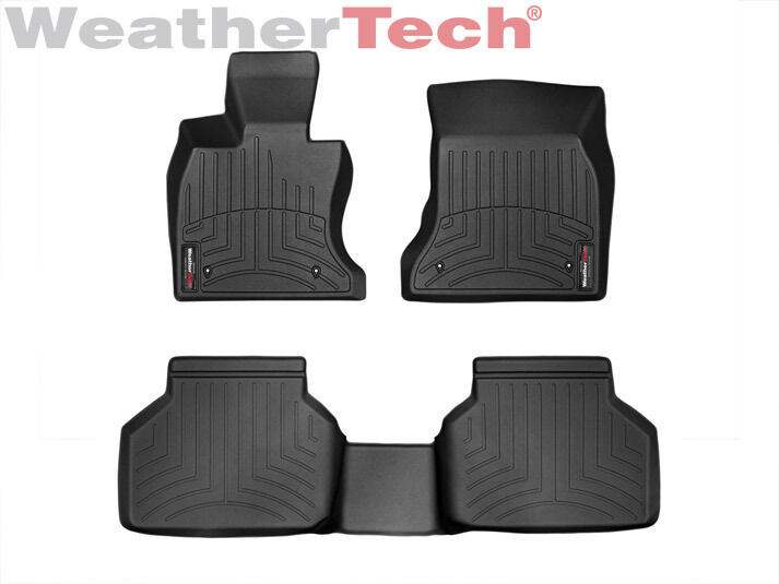 Bmw Car Mats Ebay >> WeatherTech FloorMats FloorLiner - BMW 5-Series GT w/ xDrive - 2014-2017 - Black | eBay