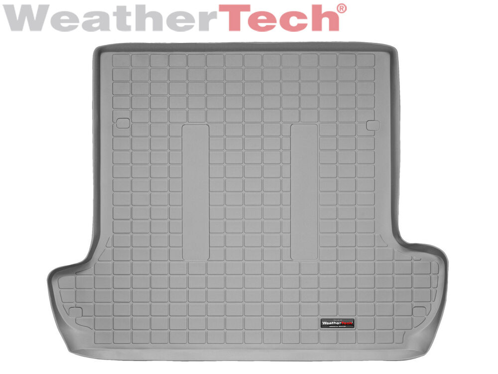 weathertech cargo liner toyota 4runner w 3rd row. Black Bedroom Furniture Sets. Home Design Ideas