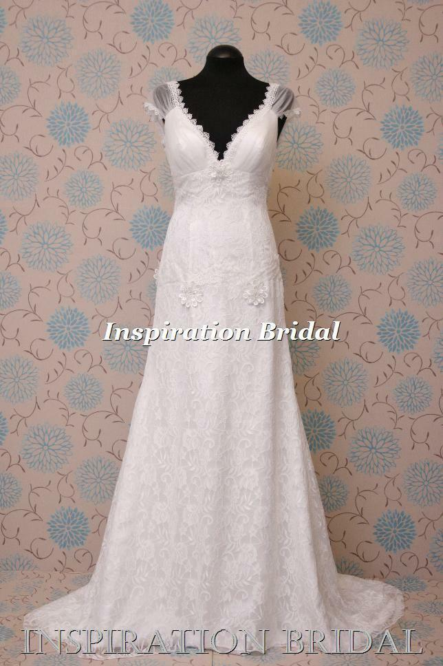Uk 1560 wedding dress dresses 1920s 1930s art deco gatsby for 1920s vintage style wedding dresses
