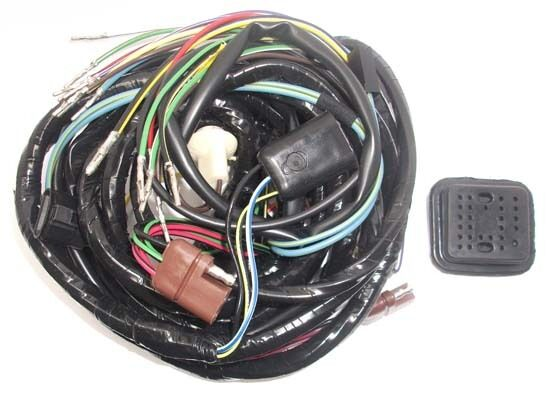 1969 Ford Mustang Headlight Wiring Harness for Cars