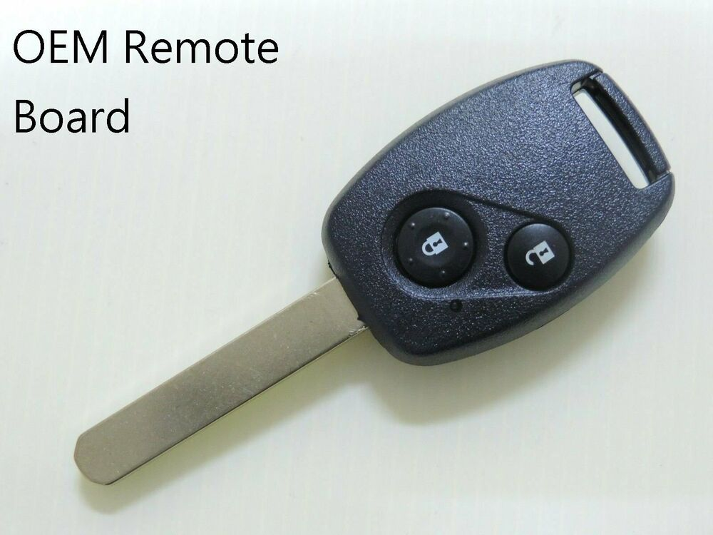 New Remote Chip Key Entry Transmitter Fob For Honda 06 10 Civic Fn2
