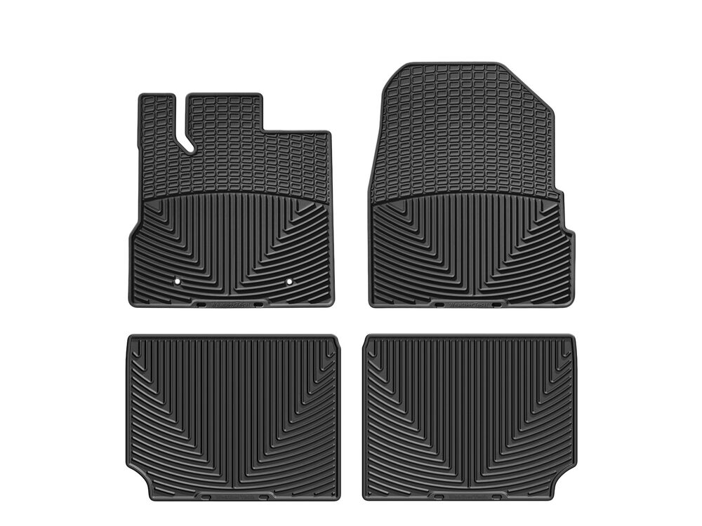 Weathertech 174 All Weather Floor Mats Chevrolet Equinox