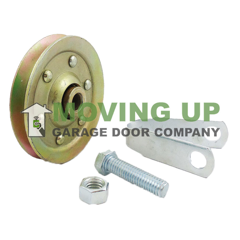 Garage Door Extension Spring 3 Quot Gold Clevis Pulley Kit