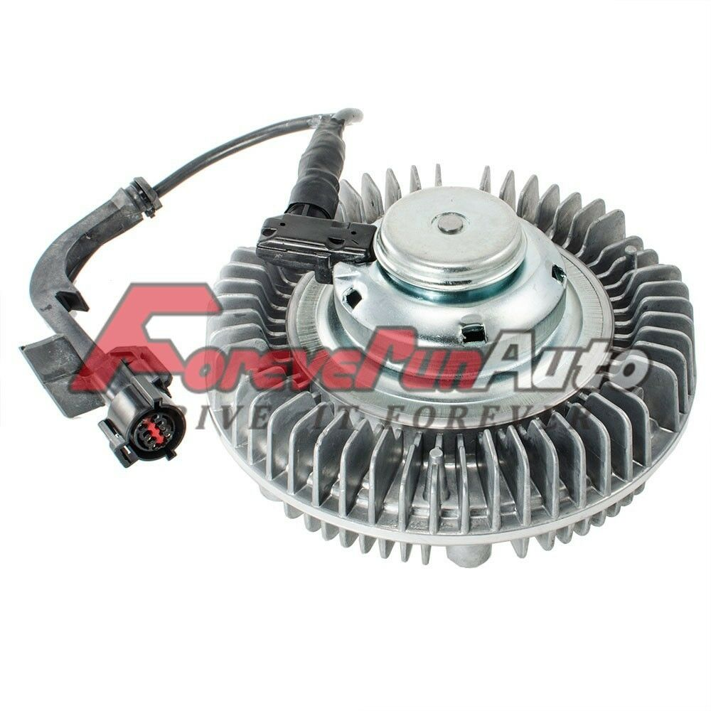 electric radiator cooling fan clutch for dodge  electric