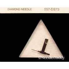 RECORD NEEDLE for MAGNAVOX MICROMATIC 557-DS73 used in EV 275 277 282 284