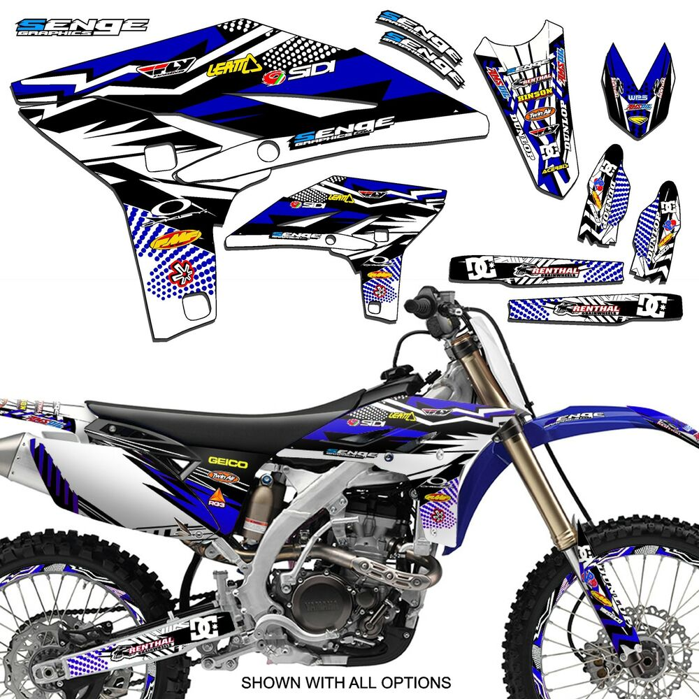 2005-2018 YAMAHA TTR 230 GRAPHICS 2017 2016 2015 2014 2013 2012 2011 ...