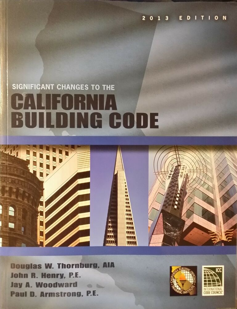 Edition Of The California Building Code