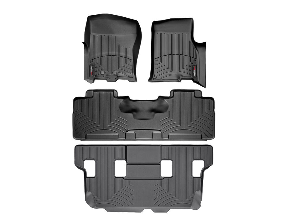 Weathertech Ford Expedition 2011 2017 All Weather Floor