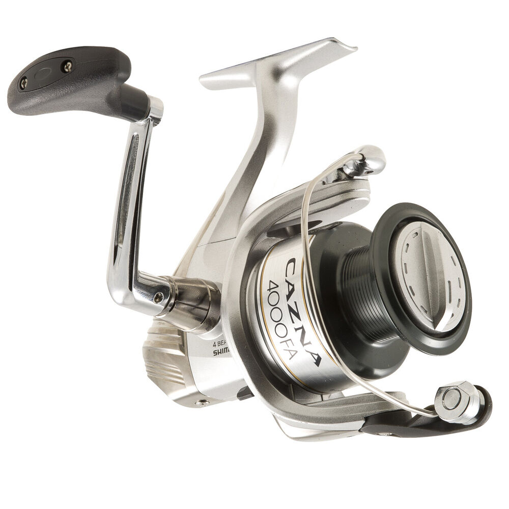 Shimano cazna 2500fa spinning fishing reel brand new at for Best fishing reel brands