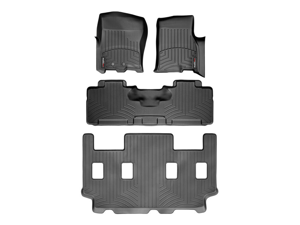 Weathertech Floorliner For Ford Expedition El W Bucket