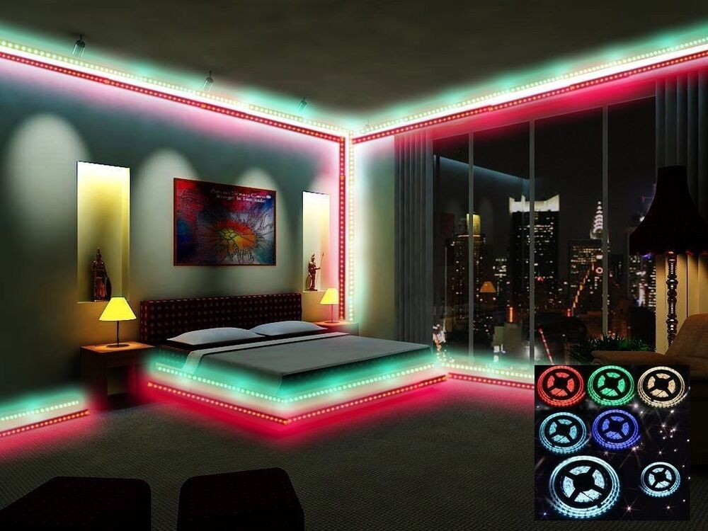 Color Changing Lights For Room