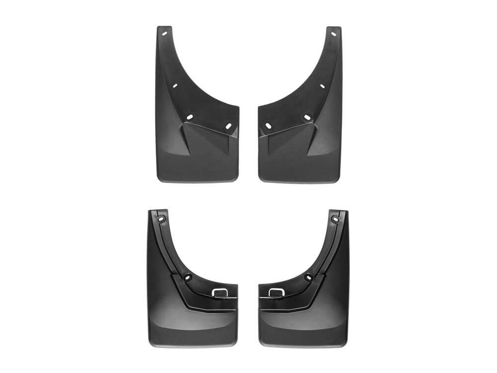 WeatherTech No-Drill MudFlaps for Chevy Tahoe Z71 - 2007 ...