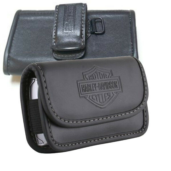 Harley Davidson Cell Phone Covers: Harley Davidson 06255 Leather Case For Samsung Galaxy S4