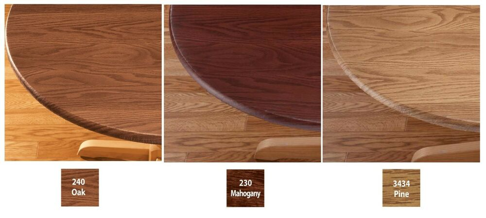 Wood Grain Fitted Table Cover Stylish Cover Looks Like