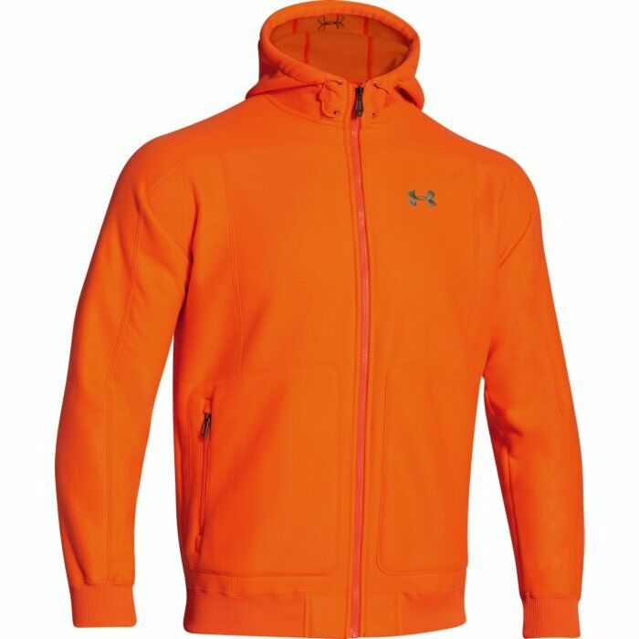 Orange Under Armour Shoes Mens