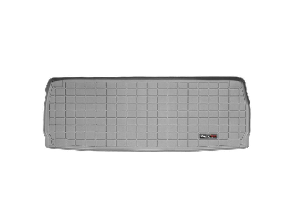 Weathertech Cargo Liner For Toyota Sequoia Behind 3rd