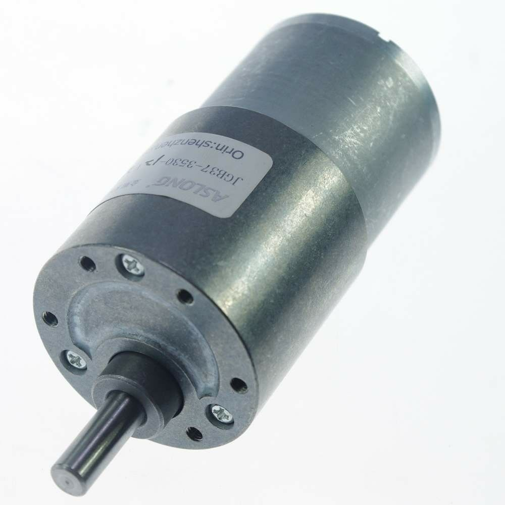 12v 1000rpm ouput speed geared gearhead dc motor shaft 6mm for 1000 rpm dc motor