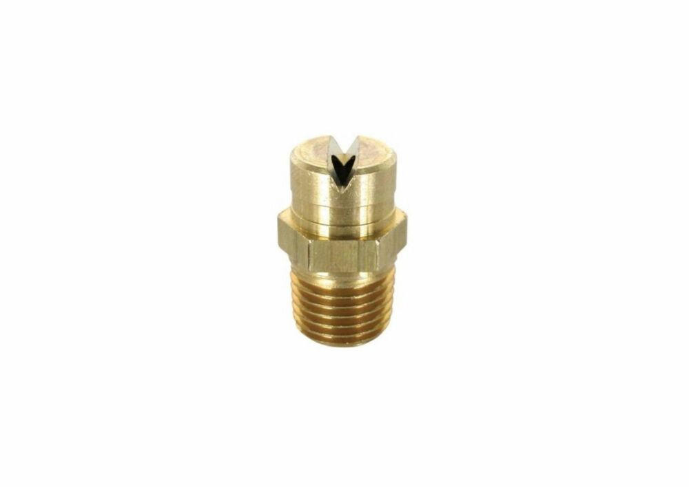 Pressure Washer Jet Wash Low Pressure Brass Nozzle 1 4 Quot M