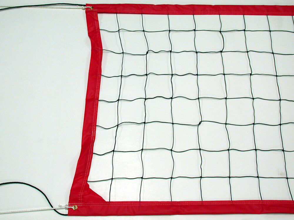 Home Court Swimming Pool Volleyball Net In Red 16 Foot Long Vrr16r Ebay
