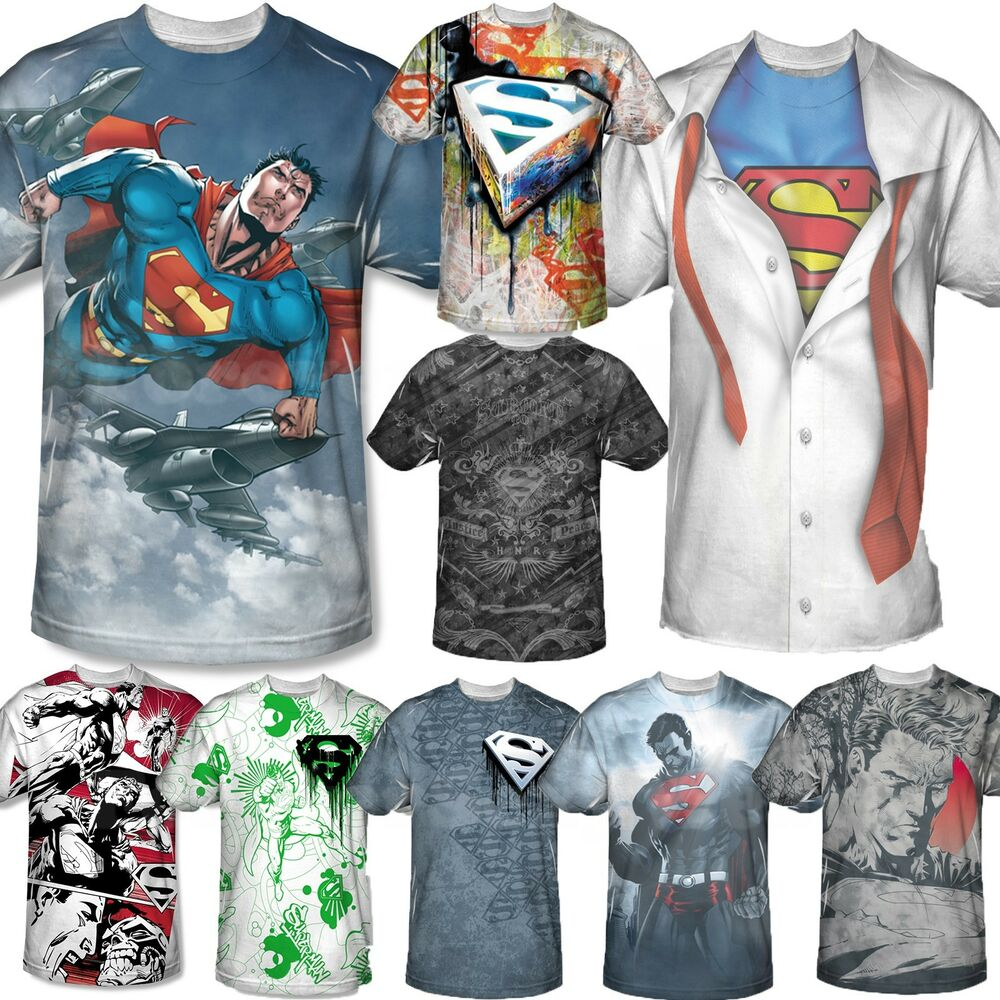 Men 39 s adult licensed marvel dc comic book tee t shirt for Comic t shirts online