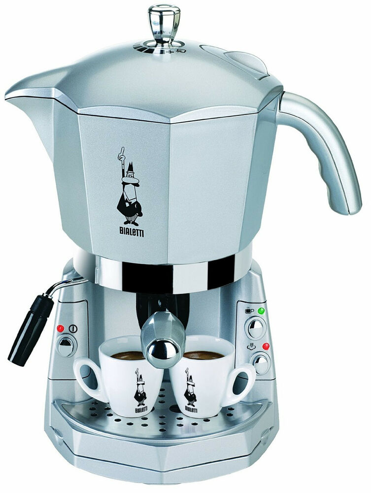 Italian Coffee Maker Small : Genuine Italian Espresso and Capuccino with Bialetti Mokona Coffee Machine 619743842008 eBay