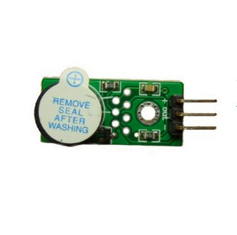 Buzzer alarm module sensor beep for arduino smart car ebay