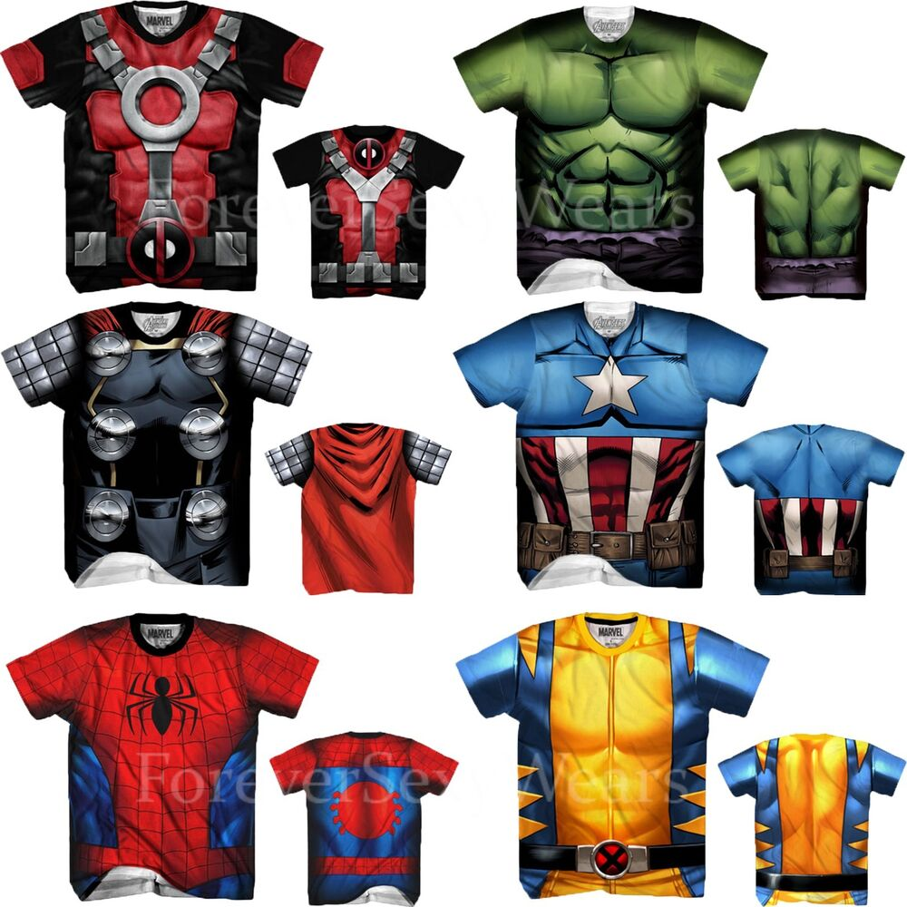 Captain America T Shirt Mens