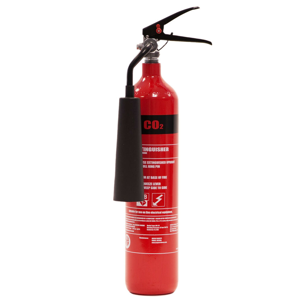 co2 fire extinguisher research Co2 fire extinguishers co2 fire extinguishers are used for fires labeled class b and c they will put out fires that start from materials such as flammable liquids, solvents, lacquers, oils, gasoline, grease, oil based paints, lacquers and energized electrical equipment.