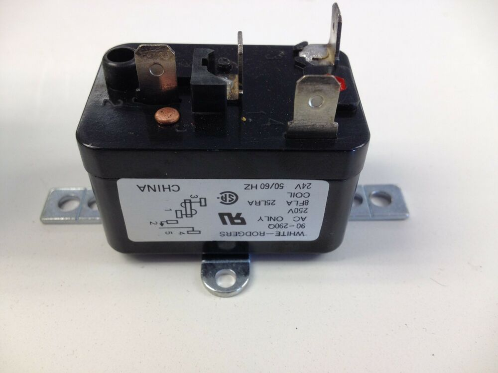 Steveco White Rodgers Potential Relay 90 290q Ebay